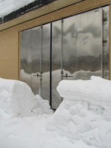 雪室入り口2